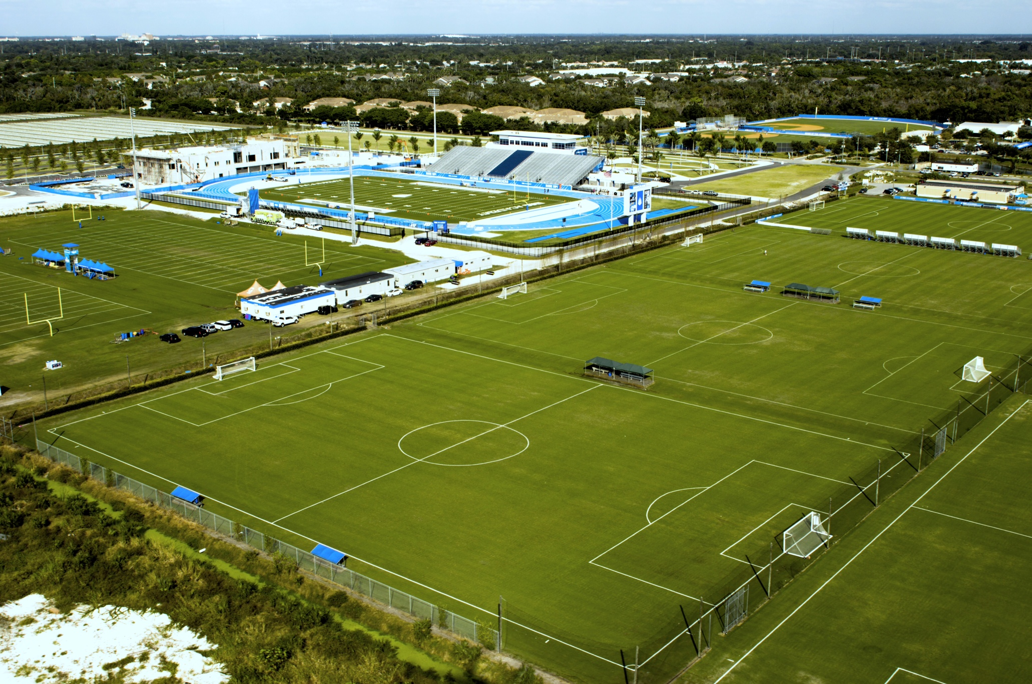 Img: Football Tour Of Florida, Orlando & IMG Academy